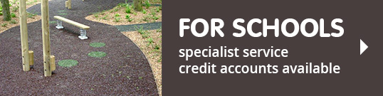 For Schools - specialist service, credit acounts available