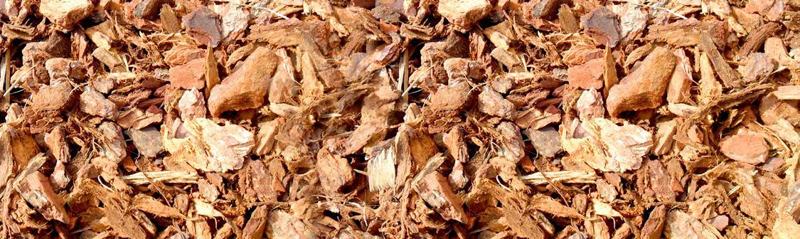 Rubber Bark Chips ~ Playbark garden bark chips mulch rubber chippings