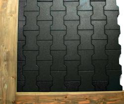 Rubber Pavers and Mats