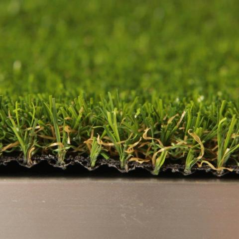 Side View Close-up of Finesse Lite Artificial Grass