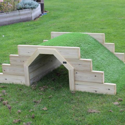 Freestanding Tunnel Mound