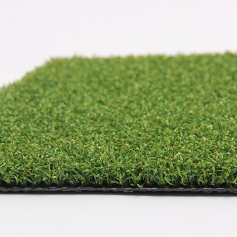 Golf 13 artificial grass close-up