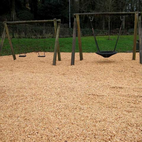 Play area for Derry City and Strabane Council, Northern Ireland