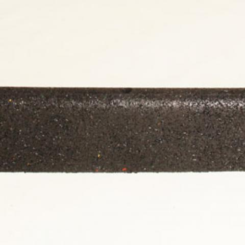 Sturdy & flexible rubber border edging