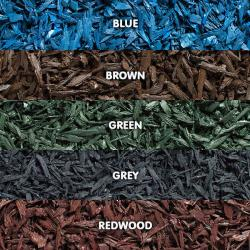 Rubber Mini Mulch Colour Swatch