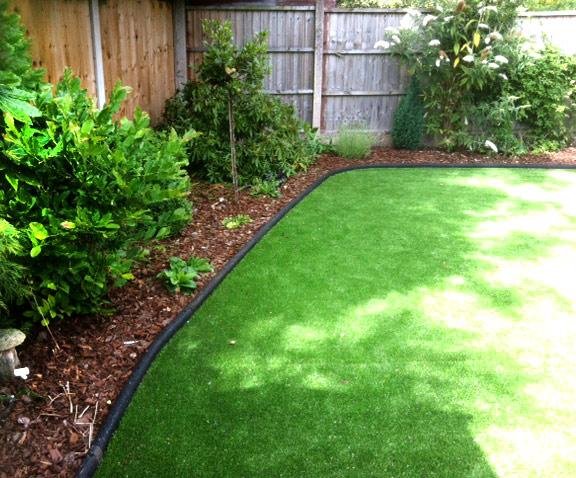 Rubber Border Edging For Lawns Beds Play Areas Flexible